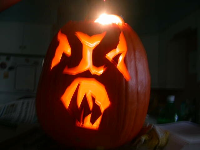 The best halloween pumpkin stencils scary faces carving