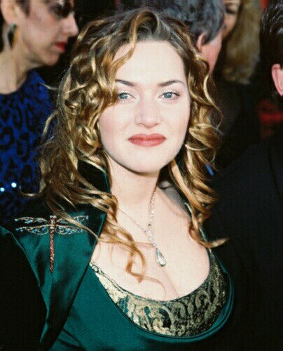 Kate winslet looking